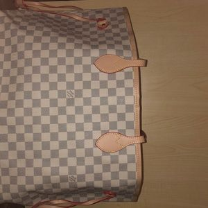 Brand new no tags Louis Vuitton neverfull gm
